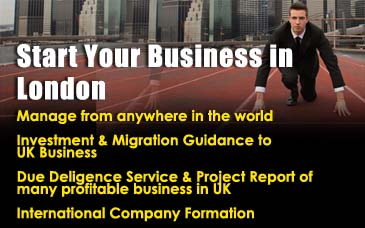 start your business in london